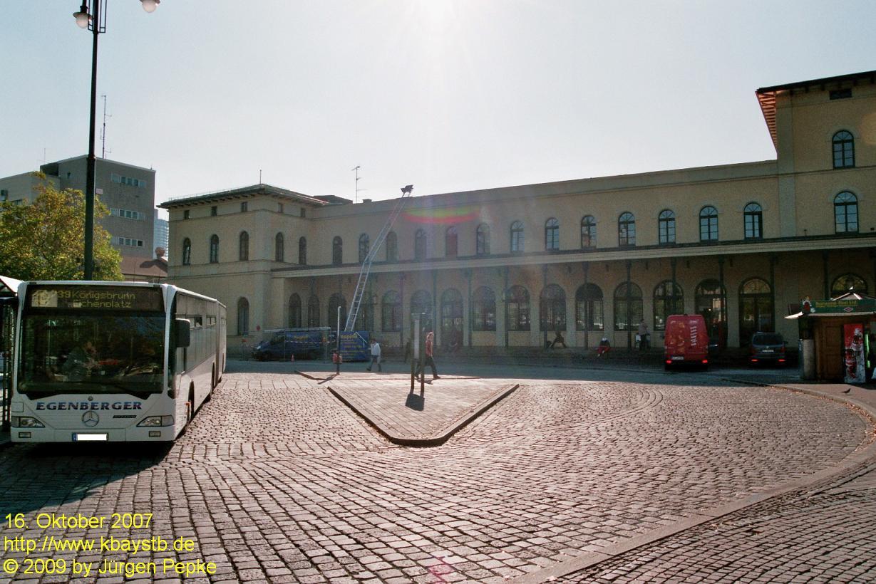 augsburg bahnhof: