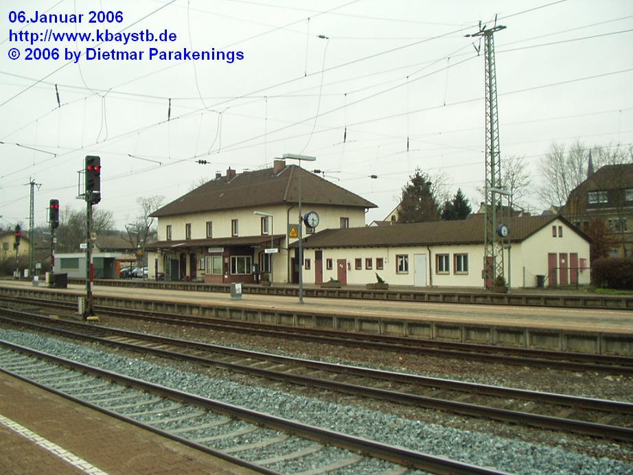 schweinfurt bahnhof